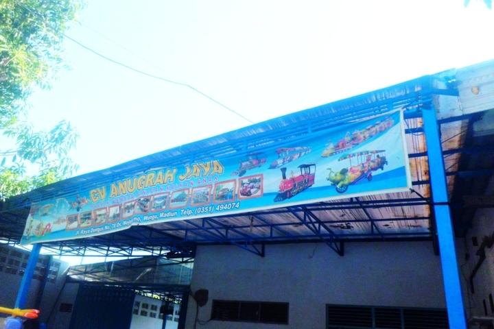 Kereta Mini CV Anugrah Jaya