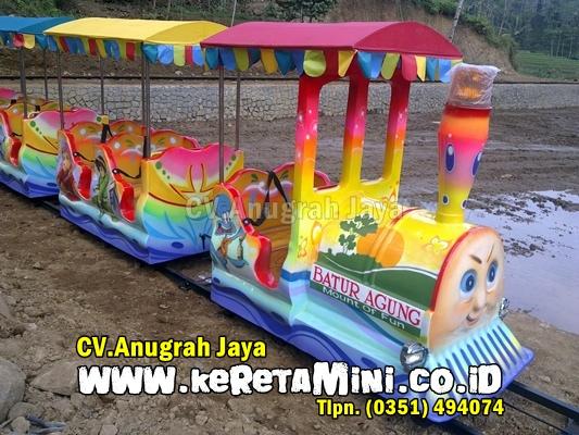 Kereta Mini Wisata